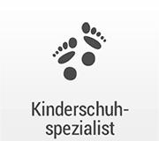Kinderschuh-Spezialist